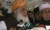 Institutions have valid concerns regarding Dawn leaks: Fazl-ur-Rehman