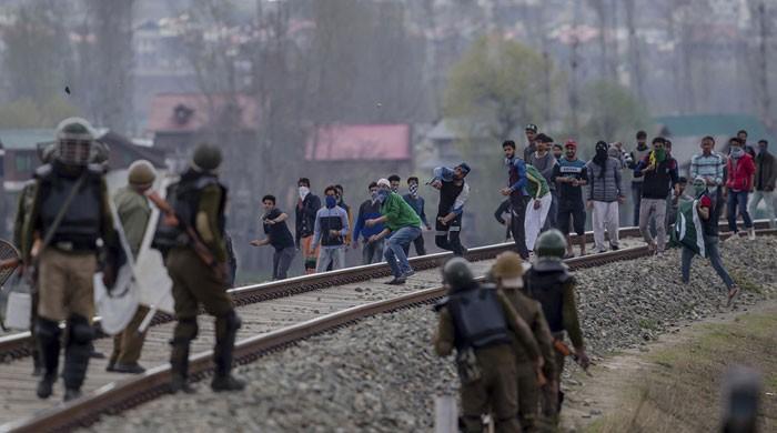 'This Azaadi movement by Kashmiris will not go away'