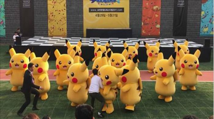 Lovable video clip of deflated Pikachu being rescued halfway will go away you psychological
