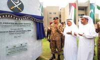 Pakistani-Emirati military hospital opens in Rawalpindi