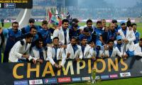 India to participate in Champions Trophy: BCCI