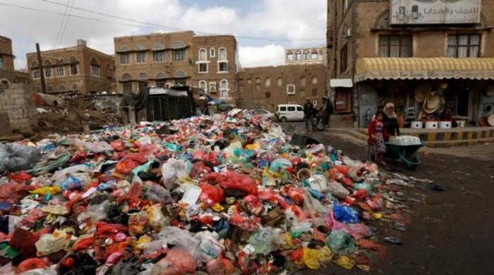 Yemen cholera outbreak kills 25 people in a week: WHO
