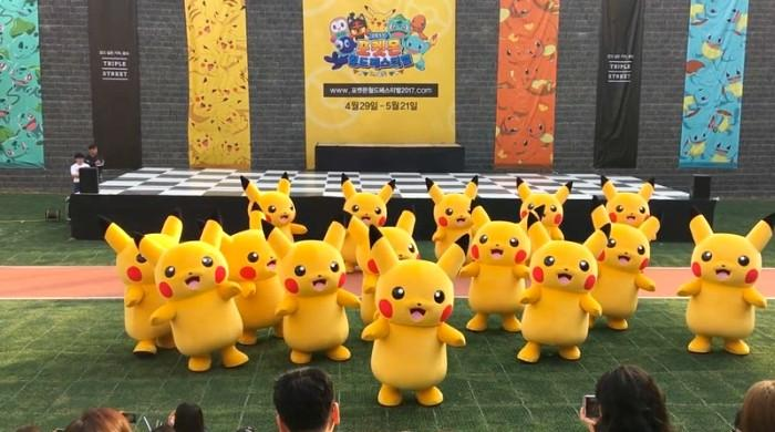 Internet flooded with hilarious reactions over deflated Pikachu