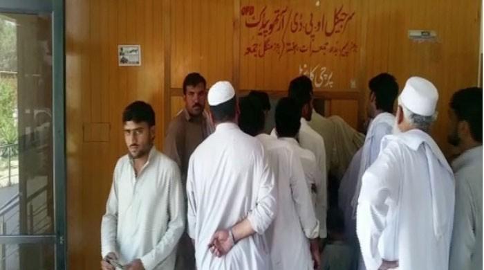 Constable shoots dead 'mentally unstable' man in Mardan