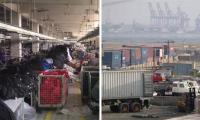 Containers choke Karachi Port amid transporters' strike, piquing exporters' distress