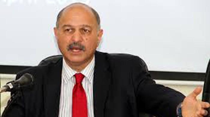 Senator Mushahid Hussain says balance of power shifting from West to China