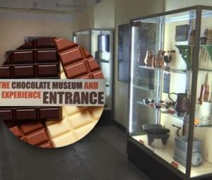 Taste history in New York's first chocolate museum