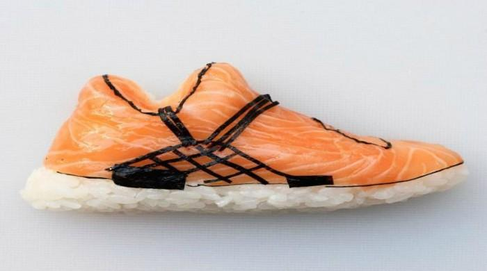 These Sushi shoes have taken the internet by storm