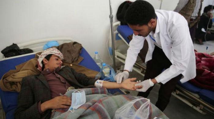 115 dead as Yemen cholera outbreak spreads: ICRC