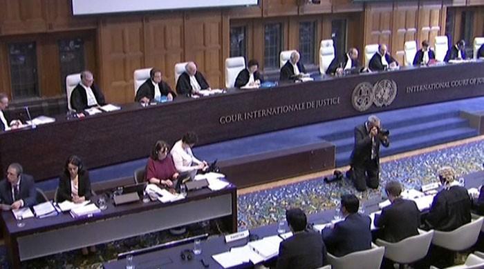 Pakistan says ICJ lacks jurisdiction in Kulbhushan Jadhav case