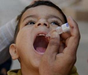 Anti-polio campaigns start in Larkana, Sargodha