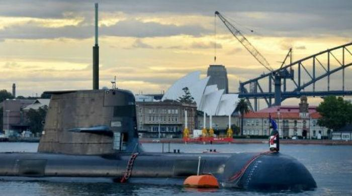 Australia unveils massive new shipbuilding plan