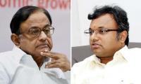 Investigators raid homes of Indian ex-finance minister, son - TV