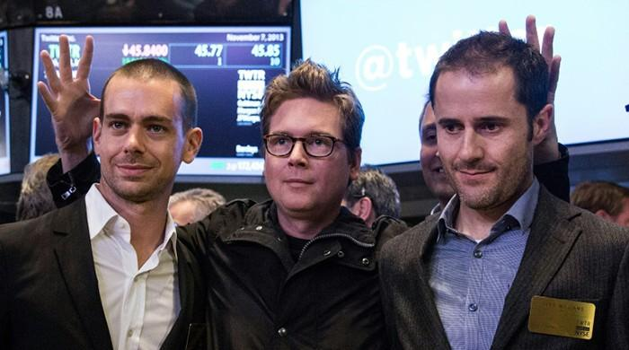 Twitter shares rise on word of Biz Stone's return