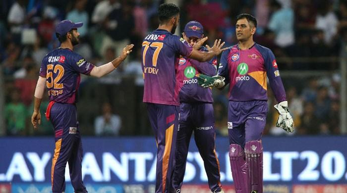 Pune stun Mumbai to reach IPL final