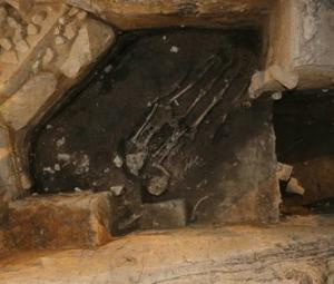 Ancient human sacrifice discovered in Korea