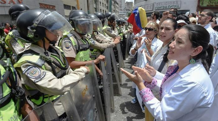 Venezuela deploys troops to stem deadly unrest