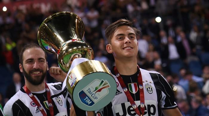 Treble-chasing Juventus beat Lazio to Italian Cup