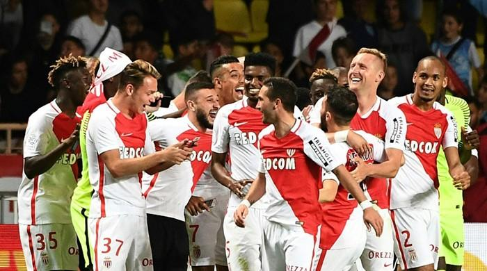 Monaco claim first French football title in 17 years