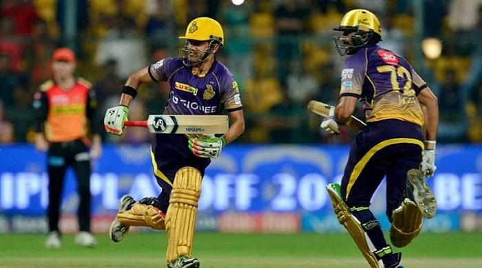 Kolkata to face Mumbai for IPL final berth