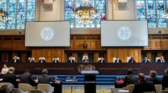ICJ stays execution of Indian spy Jadhav pending final decision