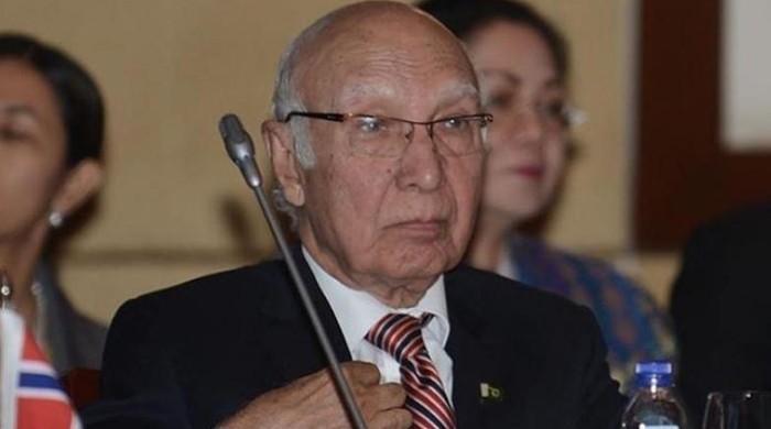 ICJ verdict: Sartaj says no compromise on security matters