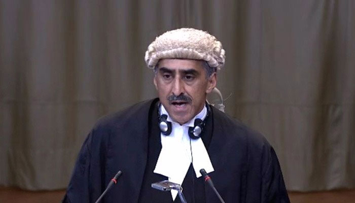 Pakistan moves ICJ to rehear Kulbhushan Jadhav case