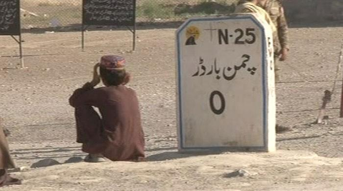 Census resumes in Chaman border towns