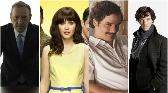 What TV shows is the world obsessed with?