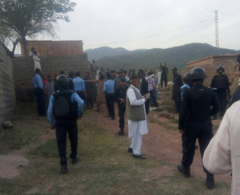 30 students injured in Pakistani varsity clashes
