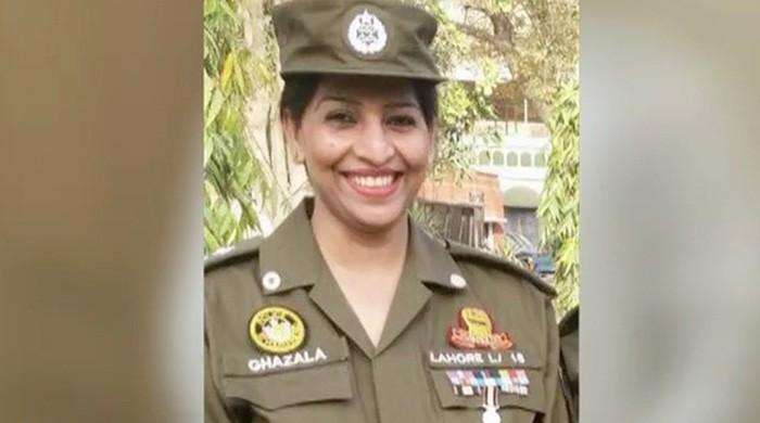 Lahore gets woman SHO after 17 years