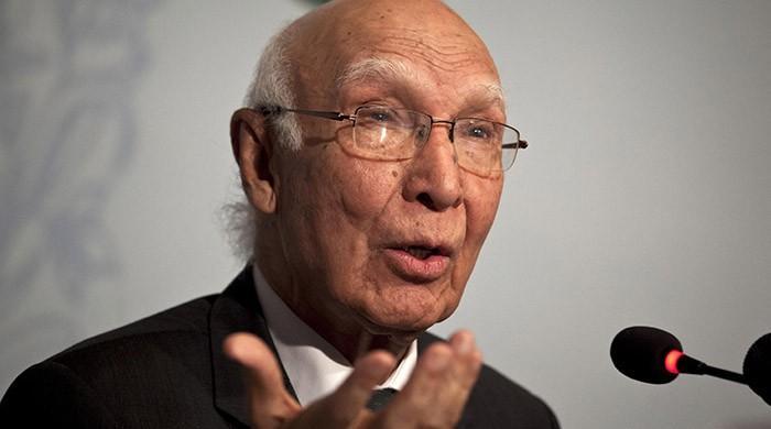 ICJ has given no order on 'consular access' for Jadhav: Aziz