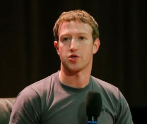 Facebook's Zuckerberg posts throwback video of getting accepted into Harvard