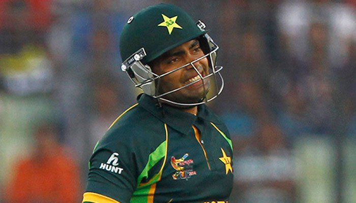 Umar Akmal fails fitness tests, called back from England