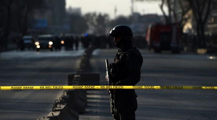 Taliban kill 25 policemen in southern Afghanistan; two dead in Kabul guesthouse attack