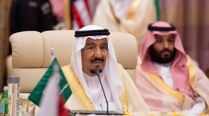Saudi king slams Iran as ´spearhead of global terrorism´
