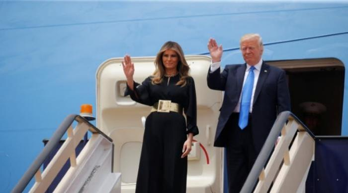 A glance at Trump family's visit to Saudi Arabia