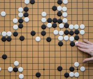 Ready, Set, Go! Rematch of man vs machine in ancient game