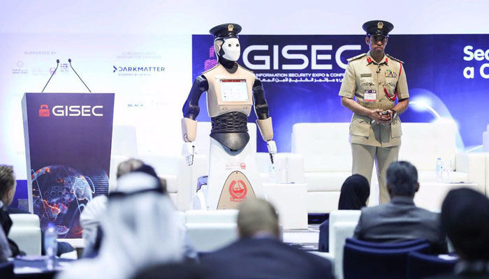 Robots Officially Join Police Force In Dubai