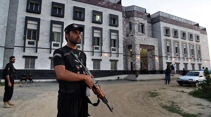 Mardan university reopens after Mashal's killing; police recover arms from hostel