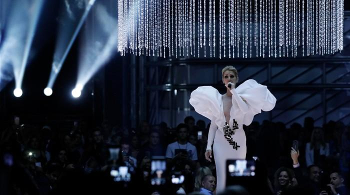 BBMAs: Celine Dion's nostalgic rendition of 'My Heart Will Go On' makes us teary