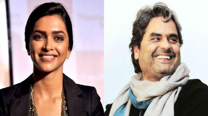 Deepika Padukone excited to work with Vishal Bhardwaj