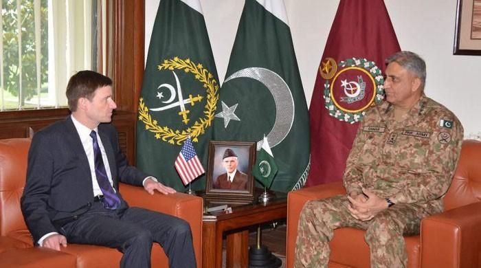 Pakistan would not let its soil be used against Afghanistan: COAS