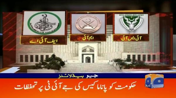 Geo Headlines - 08 PM - 22 May 2017