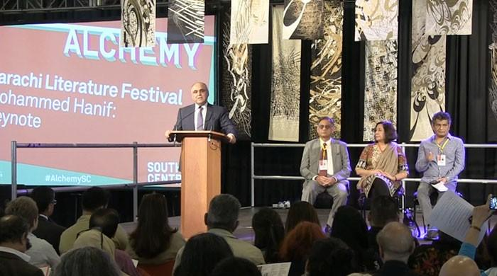 Thousands attend Karachi Literary Festival in London