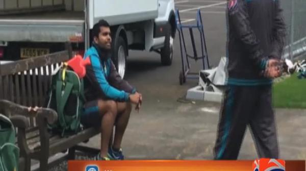 Champions Trophy: Umar Akmal to return after failing fitness test 22-May-2017