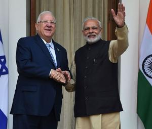 Israel signs $630 million defence deal with India