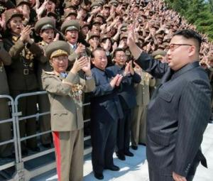 N. Korea's Kim Jong Un says need to move forward with diversifying nuclear capability: KCNA