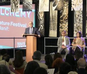 Thousands attend Karachi Literary Festival in London