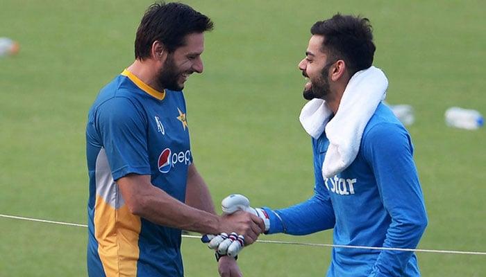 Beating Pakistan shows we can retain Trophy, says India's Virat Kohli